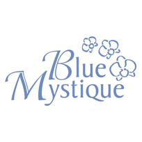 Blue Mystique logo