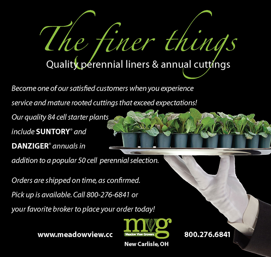 Meadow View Growers Ad